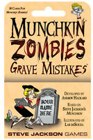 Munchkin Exclusive Warehouse 23 Booster 2011 Expansion Pack Steve Jackson Games