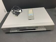 Sharp DV-740 DVD/CD Player Tested And Working With Remote