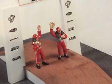Exoto 43 Hi-Tech   Complete Formula 1 Pit Garage + Accessories   # EHT43190