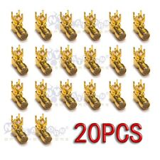 20 Pcs SMA-KWE Female Jack Right Angle PCB Board Mount Coaxial Adapter Connector