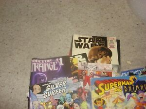 Assorted Comic Books (26 in total!)