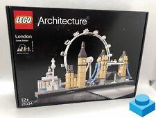 LEGO Architecture 21034  •  London  •  mit OVP und Anleitung, TOP