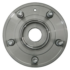 Wheel Bearing and Hub Assembly Front,Rear Moog 513282