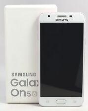 "USED - Samsung Galaxy J5 Prime SM-G5700 Pink (FACTORY UNLOCKED) 5.0"" 13MP 32GB"