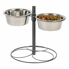 IRIS Elevated Dog Feeder / Adjustable Dog Feeder
