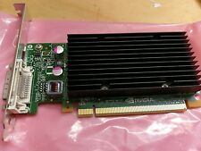 Lot of (10)  Nvidia Quadro NVS300 Dual Screen Video Card with dua DVI cable
