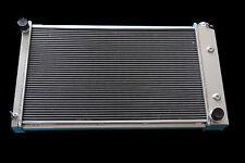 "3 ROWS ALL ALUMINUM RADIATOR FIT 70 71 72-1981 PONTIAC Firebird 27"" wide"