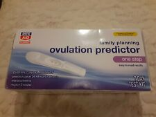 Rite Aid Family Planning Ovulation Predictor One Step 7 Day Test Kit Ex 1/2022