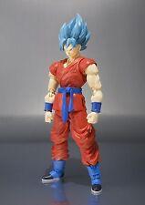 Bandai S.H. Figuarts Super Saiyan Dios azul son Goku versión japonesa