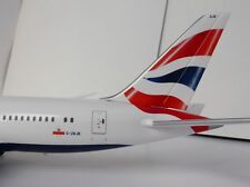 BOEING 787-8 BRITISH AIRWAYS 1/200 Herpa 556224 Dreamliner 787 G-ZBJB