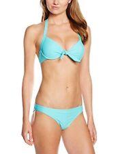 Panache Ava Fumo Blu Bikini Pantalone Da Donna Diamante Dettaglio 8-20