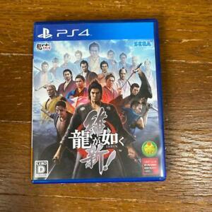 PS4 Ryu Ga Gotoku Ishin f 4974365823009 Japanese version