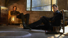 Supernatural 9 sezon 4 bölüm bolum Silk poster wallpaper 24 X 13 inches