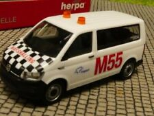 1/87 Herpa VW T6 Multivan Fraport Marshalling 094399