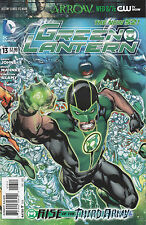 GREEN LANTERN 13...NM-...2012...New 52...Geoff Johns,Doug Mahnke...Bargain!