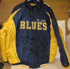 St. Louis Blues G-Iii Sports By Carl Banks Mens  Jacket xxl