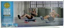 Gold's Gym Adjustable Step Deck Burn Calories And Boost Cardio and lose weight