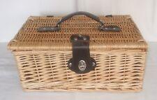 Small Wicker Basket Make Your Own Hamper