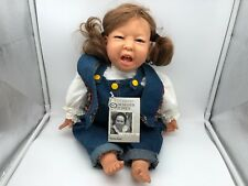 Götz / Carin Lossnitzer Vinyl Puppe 57 cm. Top Zustand