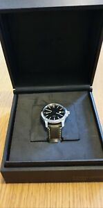Christopher Ward C65 Trident Classic MkII 43mm