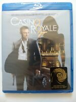 Casino Royale (Blu-ray Disc, 2006) NEW/SEALED! FREE SHIPPING!