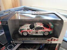 Ebbro - 1/43 - Toyota Supra  - JGTC 2001 - #36 Castrol Toms - Late Version