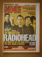 NME 1997 DEC 13 RADIOHEAD OASIS CHEMICAL BROTHERS TEXAS