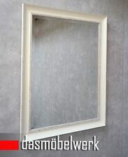 Spiegel Wandspiegel Hängespiegel Facettenschliff Bad Shabby 60 x 80 cm MR516-4W