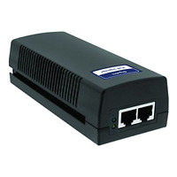 BV-Tech Single Gigabit Port Power Over Ethernet Plus PoE+ Injector 30W 802.3at