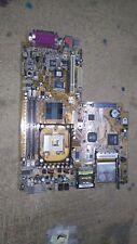 Carte mere ASUS P4S8L REV 1.02 socket 478
