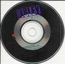 ERNIE ISLEY Brothers High Wire w/ EXTENDED & Single EDIT PROMO RADIO DJ CD