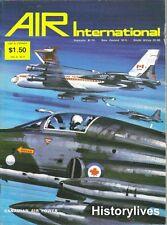 Air International V.8 N.4 Canada Mitsubishi T-2 Heinkel He 177 Bell X5 Me 262