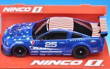 NINCO  55069 FORD MUSTANG  USA   Nuevo 1/32 NEW
