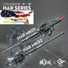 G-Temple HAR Series MK01 MK02 Sniper Rifle for Gundam GM Sniper MG 1/100 ❶USA❶