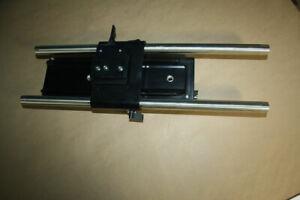 ARRI Bridge Plate BP-12 Set mit 19mm Rohre für ALEXA, ALEXA Plus, gebraucht