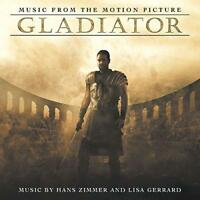 Gladiator - Music From The Motion Picture - Hans Zimmer Lisa Gerrard Ly (NEW CD)