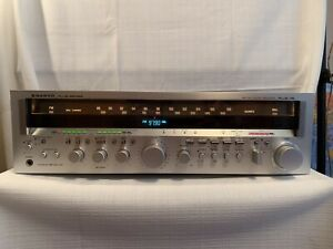 Vintage Sanyo 75 Plus Series Stereo Receiver Working Condition