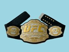 UFC/ufc classic old style mma championship belt replica 4mm