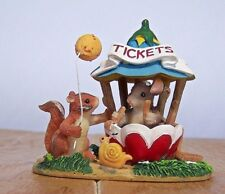 Charming Tails Teeny Tiny Tails The Ticket Booth Nib 80/2