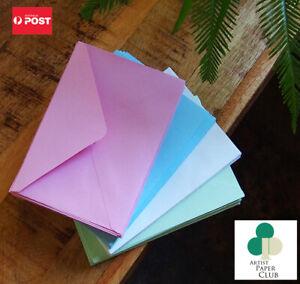 Invitation Envelopes, Coloured Envelopes for Wedding Invitations,A7,C6,110GSM