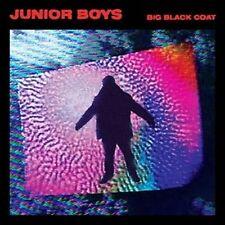 Junior Boys - Big Black Coat Slang50089 CD