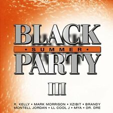 BLACK SUMMER PARTY 3 (2002) si method, Missy Elliot, City High, Lucy P.. [2 cd]