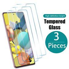 Закаленное стекло протектор экрана для Samsung S21 S20 FE A12 A52 A72 A51 A21S A32