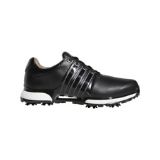 adidas Golf Tour360 XT Golf Shoes Wide Fitting (Black/Silver)