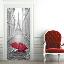 PORTA di Parigi Taglia 88cmW Murales Adesivo Decalcomanie Office Home Decoration presenti