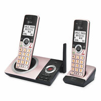 AT&T CL82229 2 Handset Answering System With Smart Call Block