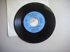 DIAMOND BROS BAND i can't believe its really you/candlelight & memories   45