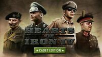 Hearts of Iron IV - Cadet Edition | Steam Key | PC | Digital | Worldwide