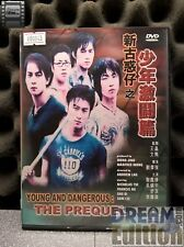 Young And Dangerous: The Prequel [dir. Andrew Lau] (1996) HK Action [DEd]