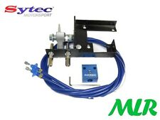SYTEC TLK1/D TWIN DELLORTO CARBS THROTTLE CABLE LINKAGE KIT 40 45 DHLA HU